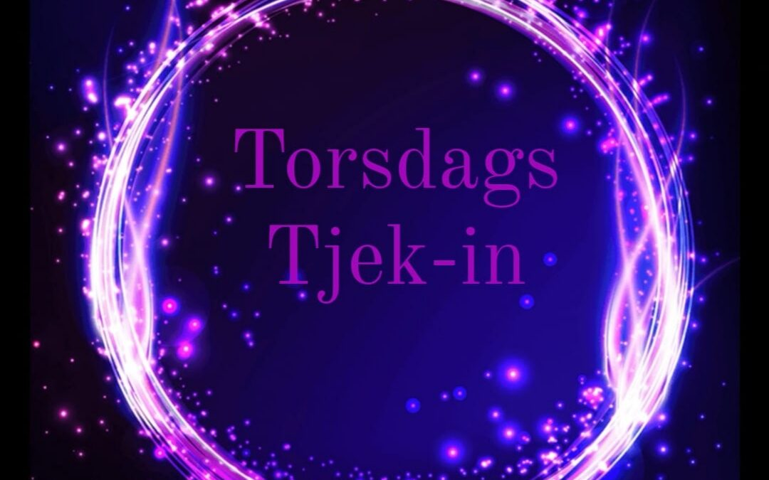 GRATIS Online Fællesska : TORSDAGS TJEK-IN hos DFK.